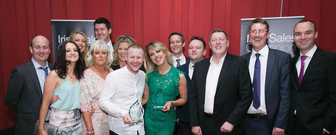 Irish Sales Champion Awards 2016