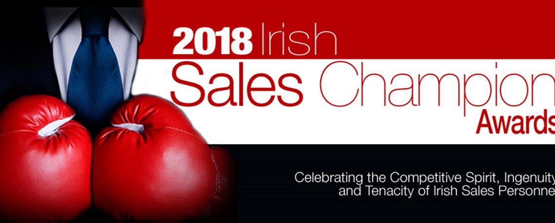 Irish Sales Champions Awards 2018